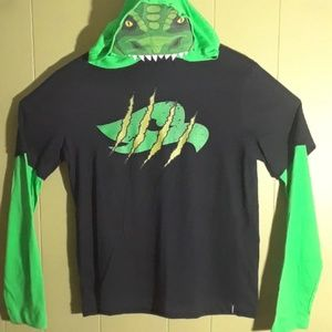 Other - SWEATER HOODIE BOYS YOUTH XL HAWK NEW